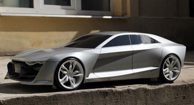 Audi R9 Concept CS310